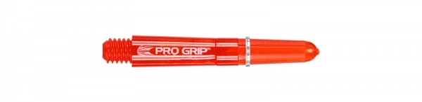 Shaft Target Pro Grip Spin (short), rot