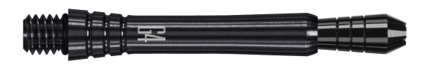 "Shaft ""Power Titanium, Gen-4"" (intermediate), schwarz"