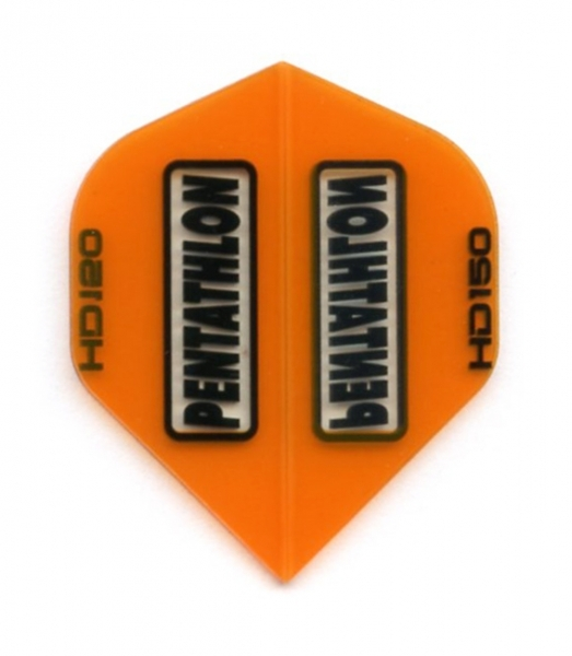 Flight Pentathlon HD150 (standard), transparent/orange